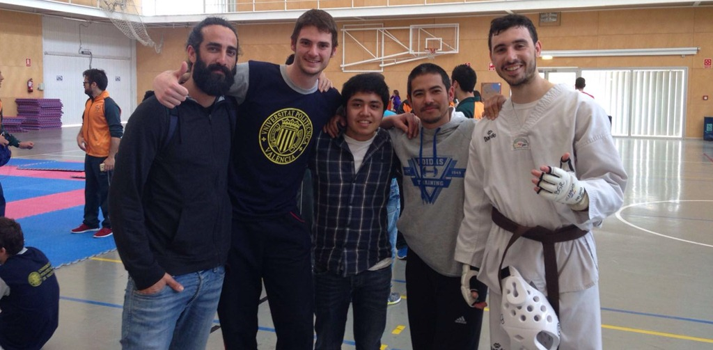 Noticias gimnasio chang taekwondo - Gimnasio espana industrial ...